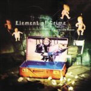Die Schonen Rosen - Vinile LP di Element of Crime