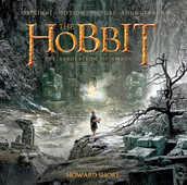 CD Lo Hobbit. La Desolazione di Smaug (Colonna Sonora)