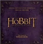 Cover CD Colonna sonora Lo Hobbit - La desolazione di Smaug