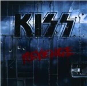 Revenge - Vinile LP di Kiss