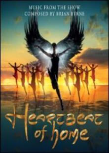 Brian Byrne. Heartbeat of Time: Livre from Dublin - DVD