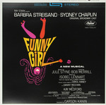 Cover CD Funny Girl
