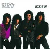 Vinile Lick it Up Kiss