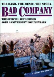 Bad Company. The Band, The Music, The Story. 40th Anniversary Documentary di Jon Brewer - DVD