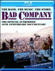 Bad Company. The Band, The Music, The Story. 40th Anniversary Documentary di Jon Brewer - Blu-ray