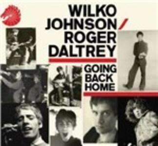 Going Back Home - Vinile LP di Roger Daltrey,Wilko Johnson