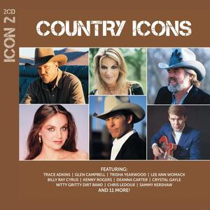 Country Icons - CD Audio