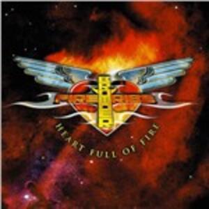 Heart Full of Fire - CD Audio di Brother Firetribe