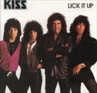 Lick it up - Vinile LP di Kiss