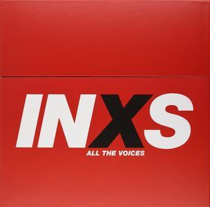 All the Voices - Vinile LP di INXS