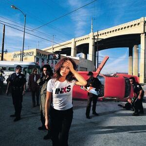 Elegantly Wasted - Vinile LP di INXS