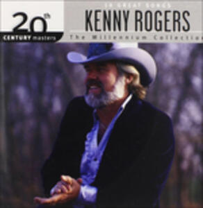 Millennium Collection - CD Audio di Kenny Rogers