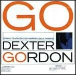 Go - Vinile LP di Dexter Gordon