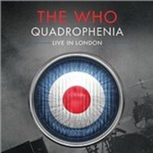 Quadrophenia. Live in London - CD Audio di Who