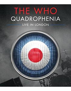 Film The Who. Quadrophenia. Live in London