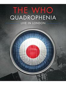 The Who. Quadrophenia. Live in London - Blu-ray
