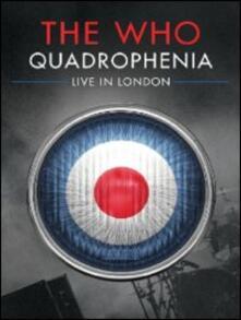 The Who. Quadrophenia. Live in London - DVD