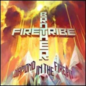 Diamond in the Firepit - Vinile LP di Brother Firetribe