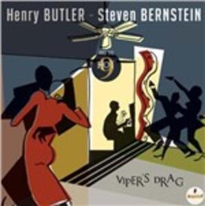 Viper's Drag - Vinile LP di Henry Butler,Steven Bernstein,Hot 9
