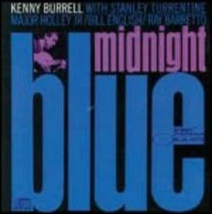Midnight Blue - Vinile LP di Kenny Burrell