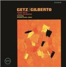 Getz/Gilberto (50th Anniversary Edition) - CD Audio di Stan Getz,Joao Gilberto