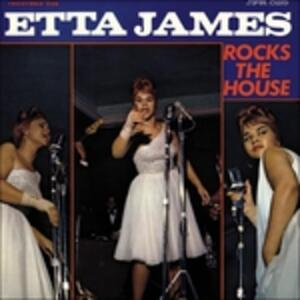 Rocks the House - Vinile LP di Etta James
