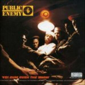 Yo Bum Rush the Show - Vinile LP di Public Enemy