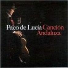 Cancion de Andaluza - CD Audio di Paco De Lucia