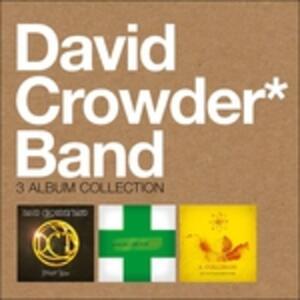 3 Album Collection - CD Audio di David Crowder