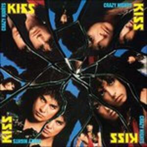 Crazy Nights - Vinile LP di Kiss