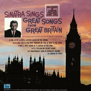 Sinatra Sings Great Songs from Great Britain - Vinile LP di Frank Sinatra