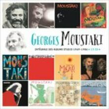 L'integrale des Albums - CD Audio di Georges Moustaki