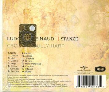 a43606351df Stanze (Remastered) - CD Audio di Ludovico Einaudi