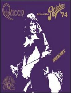 Queen. Live at Rainbow '74 - DVD