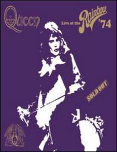 Film Queen. Live at Rainbow '74