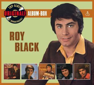 Originale Album - CD Audio di Roy Black