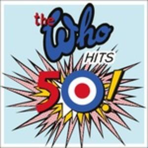 The Who Hits 50 - Vinile LP di Who