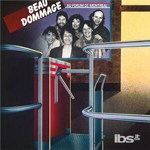 Au Forum 1992 vol.1 - Vinile LP di Beau Dommage