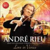 CD Love in Venice André Rieu Johann Strauss Orchestra