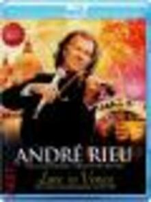 André Rieu and His Johann Strauss Orchestra. Love in Venice - Blu-ray