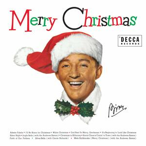 Merry Christmas - Vinile LP di Bing Crosby