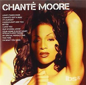 Icon - CD Audio di Chante Moore