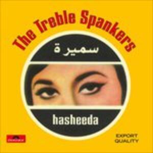 Hasheeda - Vinile LP di Treble Spankers