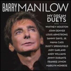 My Dream Duets - Vinile LP di Barry Manilow