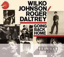 Going Back Home (Deluxe Edition) - CD Audio di Roger Daltrey,Wilko Johnson