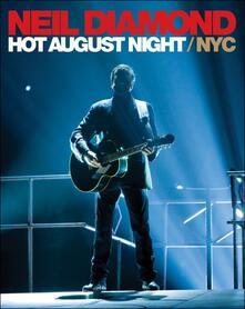 Neil Diamond. Hot August Night - Blu-ray