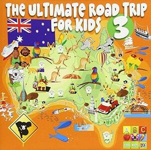 Ultimate Road Trip For - CD Audio