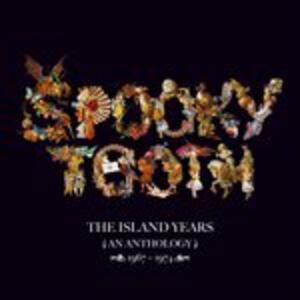 The Island Years. 1967-1974 - Vinile LP di Spooky Tooth