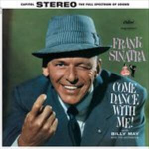 Come Dance with Me! - Vinile LP di Frank Sinatra