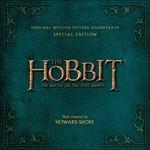 Cover CD Colonna sonora Lo Hobbit - La battaglia delle cinque armate